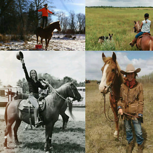 Horse Training/Instructor/Trail Guide/Ranch Hand