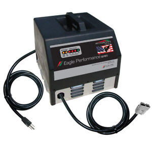 Dual Pro Eagle Performance Portable 36V 20 Amp Battery Charger