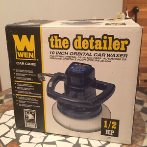 WEN Orbital Car Waxer/Polisher