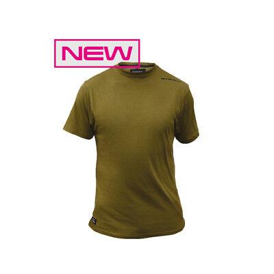 Sticky Baits Green T-Shirt *All Sizes* NEW Carp Fishing Clothing