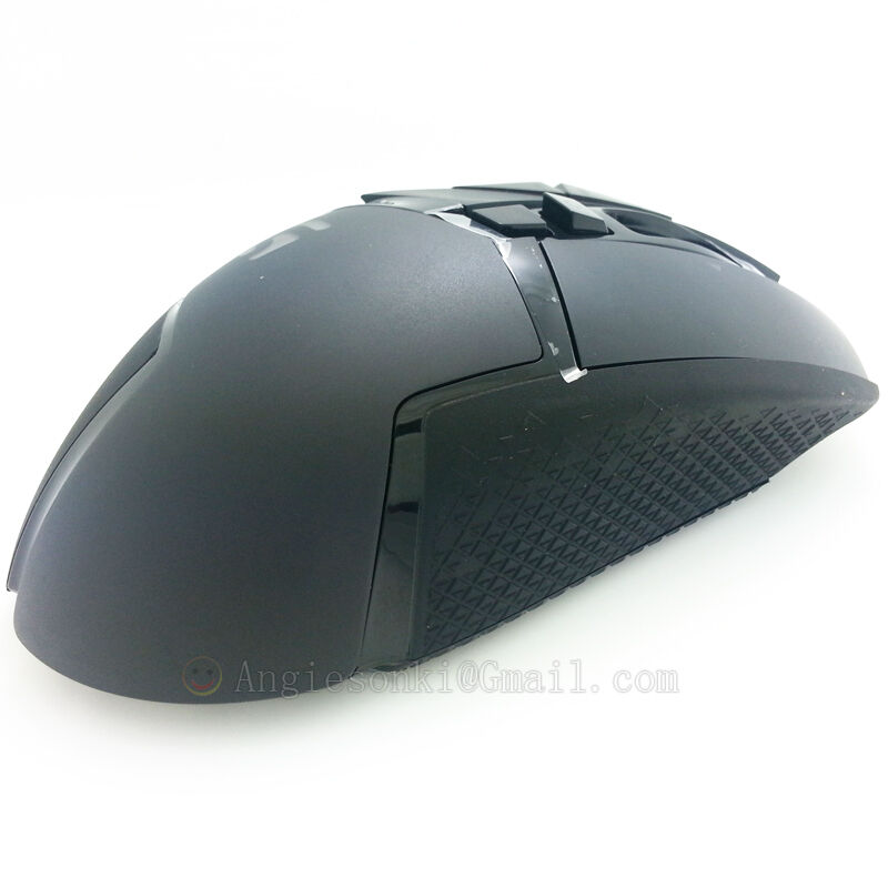 d465b1a17f3 NEW Mouse Top Shell Cover Replacement outer case+Weights cover For Logitech  G502