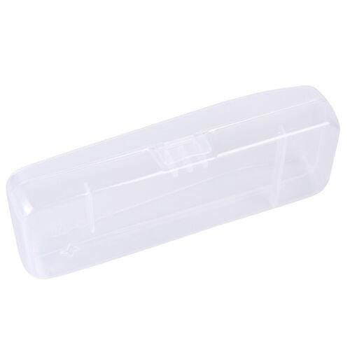 Portable Razor Travel Case Shaving Razor Box Storage Box For Travel VV - $5.64