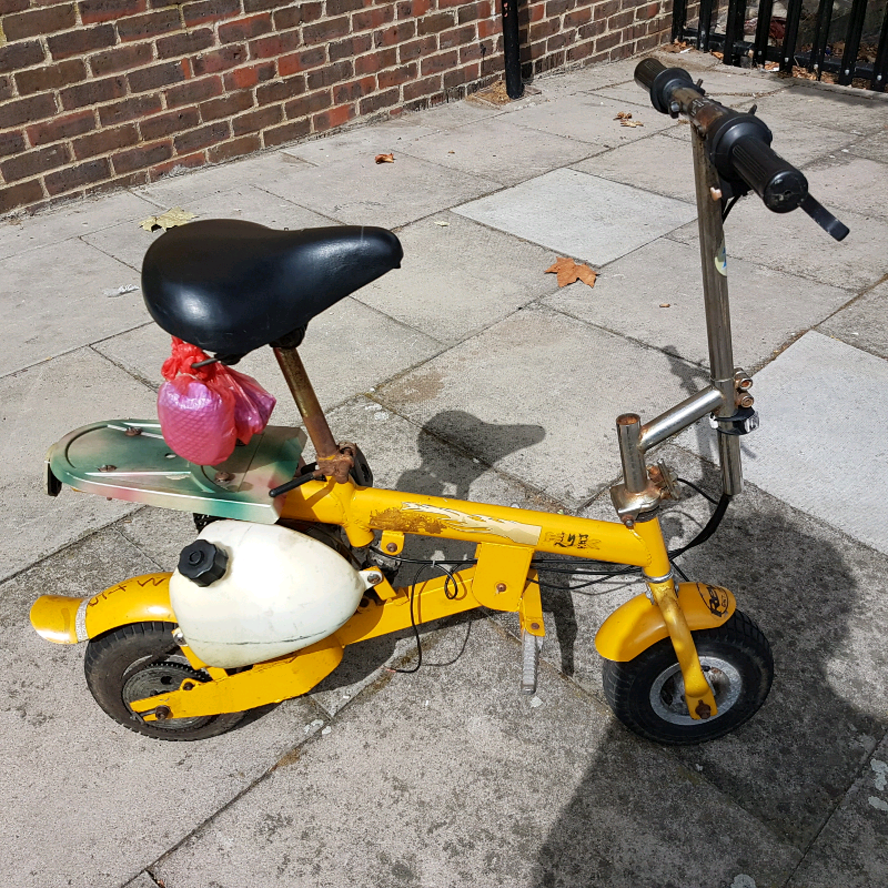 25cc petrol scooter goped sit monkey bike not 49cc 50cc  | in Leytonstone,  London | Gumtree