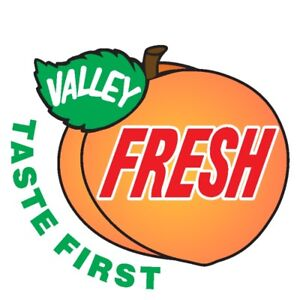 Summer Business Opportunity!  Valley Fresh Fruit is For Sale!