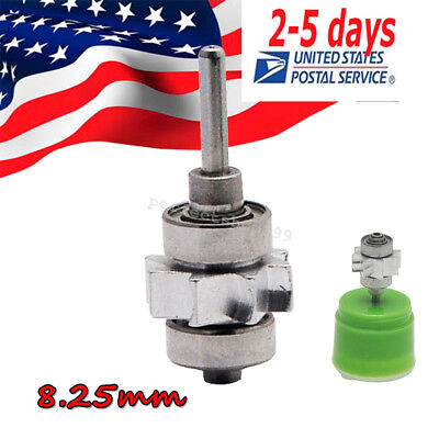 Turbine Cartridge Dental Rotator Standard Torque Push High Handpiece Denshine