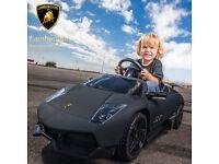 Lambotghini electric toy car