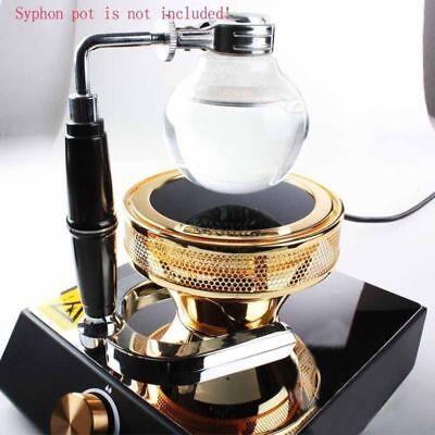 Halogen Beam Heater Burner Infrared Heat for Hario Yama Syphon Coffee Maker NEW