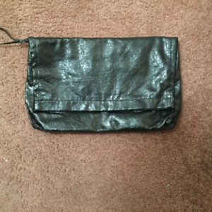 For sale black clutch