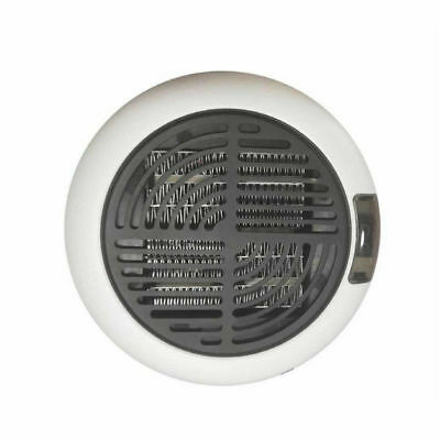 Calentador para Calientar Baño 600W Eléctrico Estufa Portable Cerámica