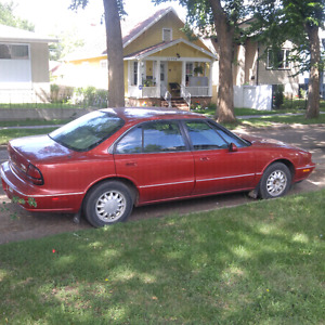 1998 Olds 1988 Lte