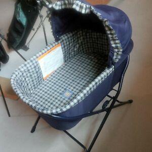 sleep sac, basinette, sterilizer, ergo infant insert, cool-mee Kitchener / Waterloo Kitchener Area image 1