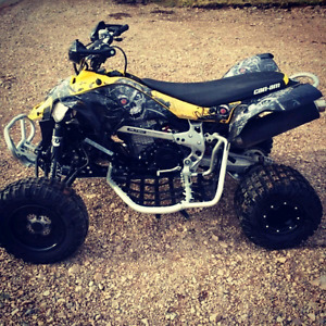 Can am ds x mx 450