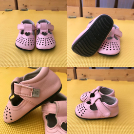 Jack and Lily leather shoes 12-18 months for sale  Huntingdon, Cambridgeshire