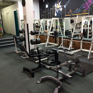 For Lease Gym and Equiptment