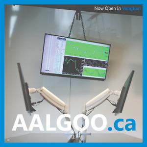 Manual & Auto CRYPTO MARKET + BITCOIN Trading | AALGOO..