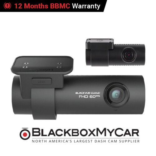 BlackVue DR750S-2CH 1080P Dashcam 32GB COSMETIC IMPERFECTIONS - 1 Year Warranty