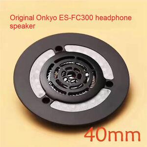 New Replacment Repair Part 32ohm 40mm Speaker for Onkyo ES-FC300 Headphones