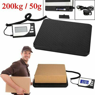 200kg X 50g Usps Heavy Duty Digital Metal Industry Shipping Postal Scale Fedex
