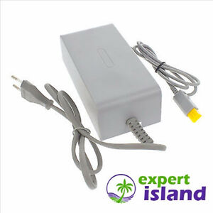 AC POWER ADAPTER / CHARGER FOR WII U CONSOLE