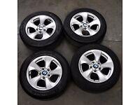 "16"" BMW Style 306 Alloy Wheels"