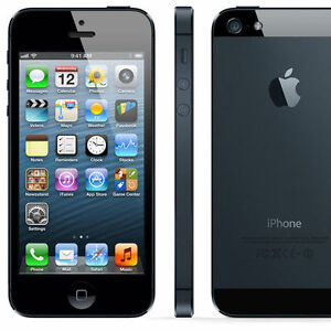 Apple iPhone 5 16gb Black Factory unlocked Imported  + 6 Months Seller Warranty available at Ebay for Rs.16425