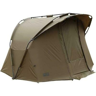 Fox EOS 1 Man Bivvy Carp Fishing Shelter NEW CUM255