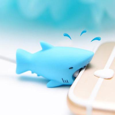Tiny Cute Animal Cable Bite For Android Iphone Protector Usb Guardian Decoration