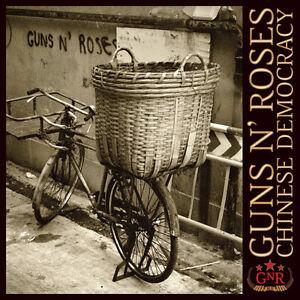 Guns 'n' Roses-Chinese Democracy(new/sealed cd)