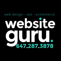 WebsiteGURU.ca - QUALITY ⭐ Web Design + SEO - ☎ - 647.287.3878