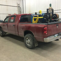 Mobile welding service and custom Fabrication