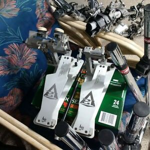 Axis A21 Derek Roddy signature double pedal