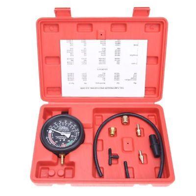 Car Engine Vacuum Pressure Gauge Fuel System Meter Seal Leakage Tester Tools