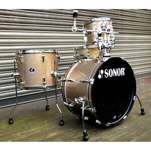 Batterie Sonor Player SSE-14 Shell kit Neuf !!!