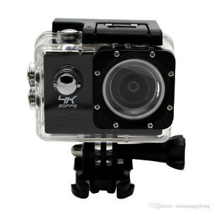 4K 30fps Action Camera, Same style as GoPro Hero 4 BLACK Kitchener / Waterloo Kitchener Area image 2