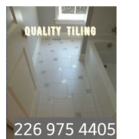 Tiling company with great prices