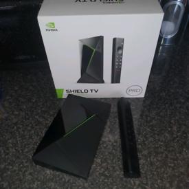 Nvidia shelid tv pro 4k hrd £120