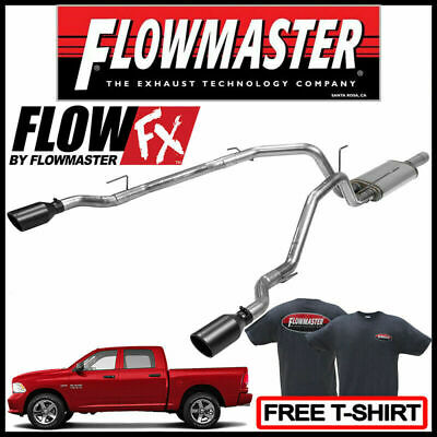 Flowmaster 2009-2019 Dodge Ram 1500 5.7L GAS FlowFX Dual Cat-Back Exhaust System