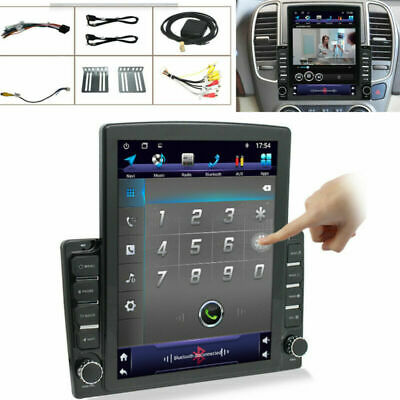 """Double 2 DIN Android 9.1 Car Stereo Radio 9.7"""" HD MP5 Player GPS Navi DAB OBD2"""