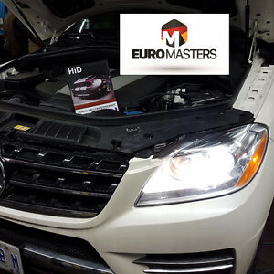HIGH QUALITY HID FOR ALL MAKES WE COME TO YOU AND INSTALL $120