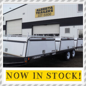 Now Stocking New A.R.E. Commercial Contractor's Canopies Toppers