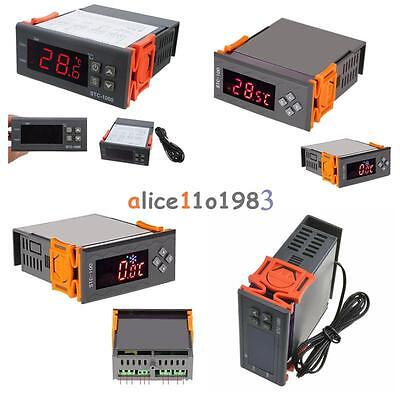 12v24v110v220v Stc-1001000 Digital Temperature Controller Thermostat Wntc