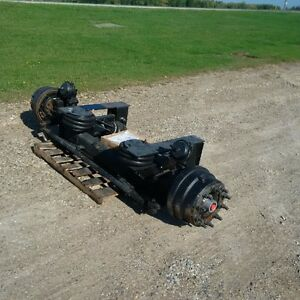 13 000 LBS Silent Drive Steer Axle Stratford Kitchener Area image 1