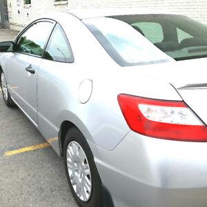 Honda civic 2007 / 89 374 km /Montreal