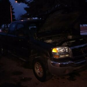 2006 GMC Sierra 2500 HD Work Truck 4x4