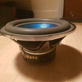 bass sub speaker