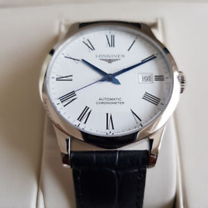 Longines Record Automatic Chronometer Watch