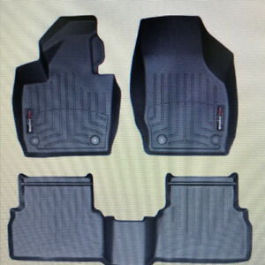 Weather Tech Floor Mats Audi Q3