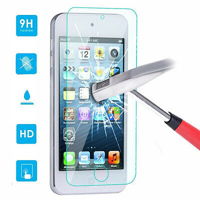 Quality Tempered Glass Screen Protector For Apple iPod Touch 5 6 (5th/6th) Gen Ipod Touch Screen Protector