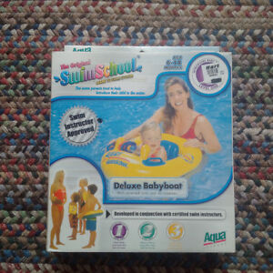Brand New in Box Baby Floatable Boat