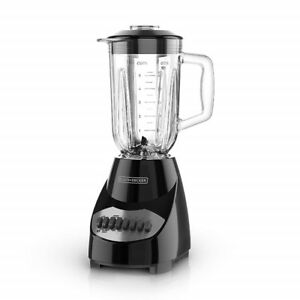 Black & Decker Blender 10 speed.